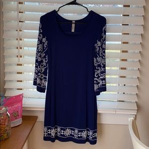 Voll Navy dress